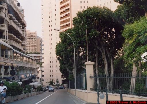 Monaco 061 ~ Monaco Grand Prix Circuit 14 ~ Mirabeau ~ Monte Carlo 20 ~ Avenue des Spélugues 2 ~ Ferrari 360 Modena