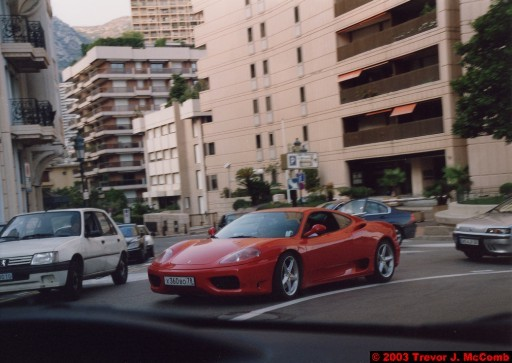 Monaco 062 ~ Monaco Grand Prix Circuit 15 ~ Monte Carlo 21 ~ Avenue des Spélugues 3 ~ Avenue des Citronniers
