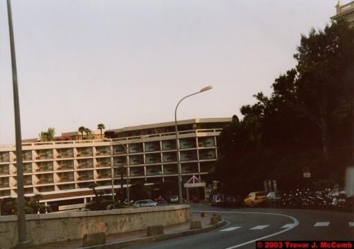 Monaco 063 ~ Monaco Grand Prix Circuit 16 ~ Monte Carlo 22 ~ Avenue des Spélugues 4