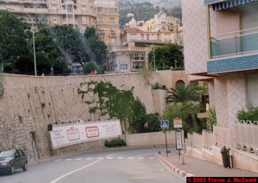 Monaco 066 ~ Monaco Grand Prix Circuit 19 ~ Loews 3 ~ Monte Carlo 25 ~ Avenue des Spélugues 7