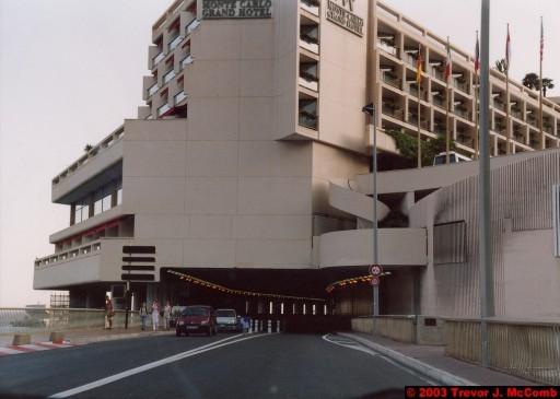Monaco 068 ~ Monaco Grand Prix Circuit 21 ~ Portier 2 ~ Monte Carlo 27 ~ Tunnel 1 ~ Boulevard Louis-II 1