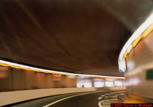 Monaco 069 ~ Monaco Grand Prix Circuit 22 ~ Tunnel 2 ~ Monte Carlo 28 ~ Boulevard Louis-II 2