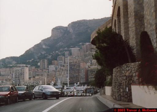 Monaco 071 ~ Monaco Grand Prix Circuit 24 ~ La Condamine 28 ~ Boulevard Louis-II 4