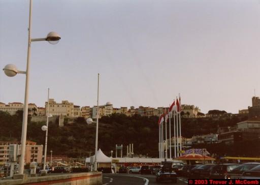 Monaco 074 ~ Monaco Grand Prix Circuit 27 ~ La Condamine 31 ~ Quai Albert 1er 02 ~ Swinmming Pool 2 ~ Monaco Ville 31