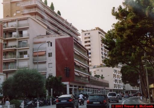 Monaco 083 ~ Monaco Grand Prix Circuit 36 ~ Finish ~ La Condamine 16 ~ Boulevard Albert 1er 9
