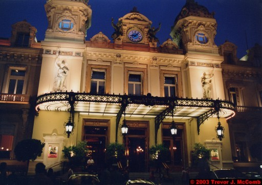 Monaco 087 ~ Monte Carlo 33 ~ Place du Casino 10 ~ Casino 08