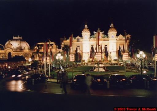 Monaco 095 ~ Monte Carlo 41 ~ Place du Casino 18 ~ Casino 14