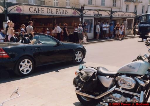 France 107 ~ Provence-Alpes-Côte d'Azur 099 ~ Var 065 ~ Saint Tropez 21 ~ Unknown Celebrity