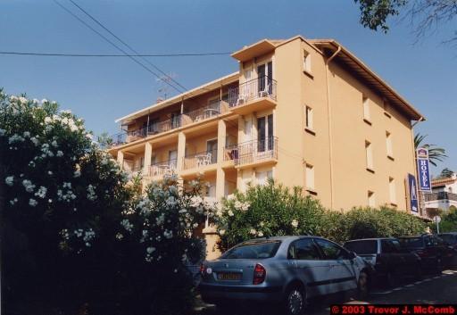 France 186 ~ Provence-Alpes-Côte d'Azur 178 ~ Var 131 ~ Sainte Maxime 13 ~ Hôtel Montfleuri 08