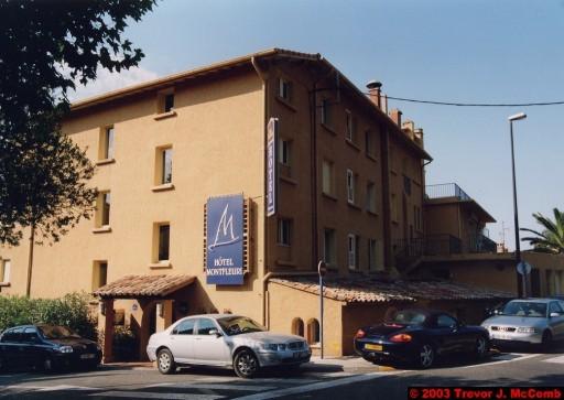 France 187 ~ Provence-Alpes-Côte d'Azur 179 ~ Var 132 ~ Sainte Maxime 14 ~ Hôtel Montfleuri 09