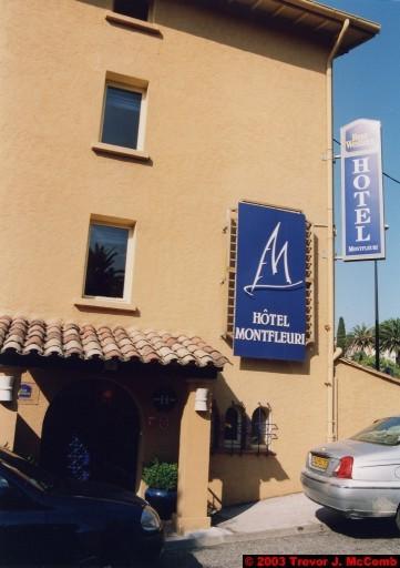 France 188 ~ Provence-Alpes-Côte d'Azur 180 ~ Var 133 ~ Sainte Maxime 15 ~ Hôtel Montfleuri 10